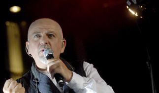 Peter Gabriel beschenkt sich selbst (Foto)