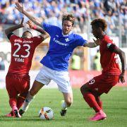 Sieg für Bayern gegen den VFL Wolfsburg, Bremen sichert sich Remis (Foto)