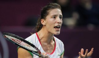 Petkovic bei Tennisturnier in Dubai ausgeschieden (Foto)