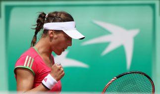 Petkovic erreicht Achtelfinale der French Open (Foto)