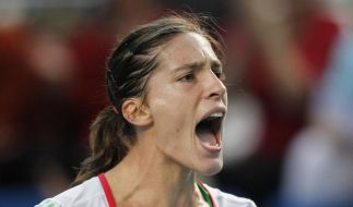 Petkovic in Paris im Viertelfinale (Foto)