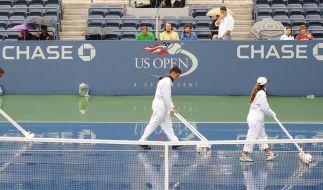 Petkovic und Kerber warten - Tennis-Stars sauer (Foto)