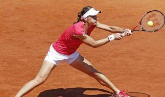 Petkovic verpasst Halbfinale der French Open (Foto)