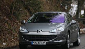 Peugeot 407 Coupe  (Foto)