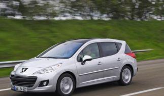 Peugeot 207: Der Kleine mit den zwei Gesichtern (Foto)