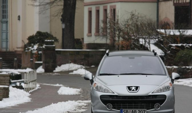 Peugeot 207 SW 1.6 HDi (Foto)