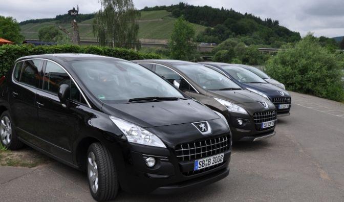 Peugeot 3008 (Foto)