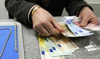 Pfandleihe als Zwischenfinanzierung (Foto)