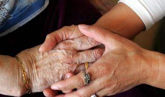 Pflegestufe kann schon im Krankenhaus beantragt werden (Foto)