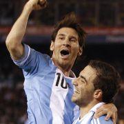 86 Pflichtspiel-Treffer in nur einem Jahr - vor Lionel Messi hat das noch keiner geschafft.