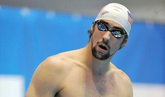 Phelps-Saisonstart:Siege und Vorlaufpleite (Foto)