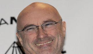 Phil Collins fand sich früher selbst nervig (Foto)