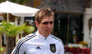 Philipp Lahm heiratet kurz nach Fußball-WM (Foto)