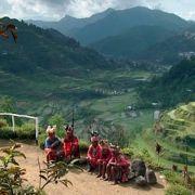 Reisanbau im Gebirge: Auf den Philippinen ist das alte Tradition.