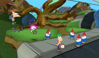 Phineas und Ferb (Foto)