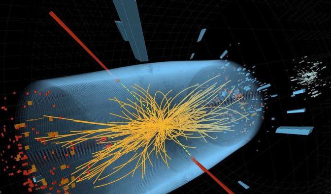 Physiker jubeln: Higgs-Teilchen - fast - nachgewiesen (Foto)