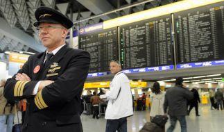 Piloten bei Lufthansa und Germanwings streiken (Foto)
