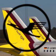 2010 sollen die Piloten einer Germanwings-Maschine kurz vor der Landung fast bewusstlos geworden sein.