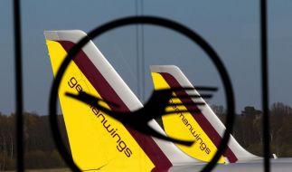 2010 sollen die Piloten einer Germanwings-Maschine kurz vor der Landung fast bewusstlos geworden sein. (Foto)