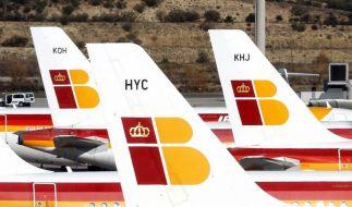 Piloten-Streik: Iberia streicht 36 Prozent der Flüge (Foto)