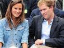 Pippa Middleton und George Percy.  (Foto)