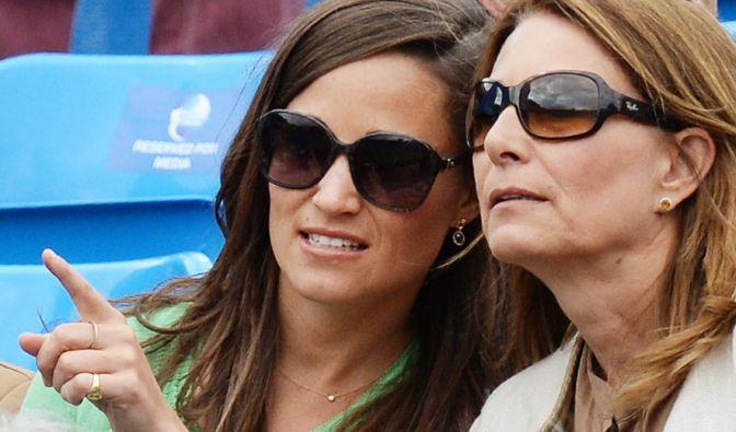 Pippa und Carole Middleton. (Foto)