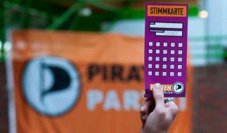 Piraten suchen nach einem Kapitän (Foto)