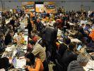 Piratenpartei peilt mit Parteitag Rekord an (Foto)
