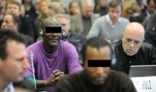 Piraterieprozess in Hamburg (Foto)