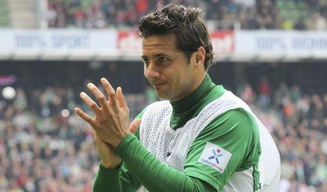 Pizarro hat kein Problem mit Rolle als Ersatz (Foto)