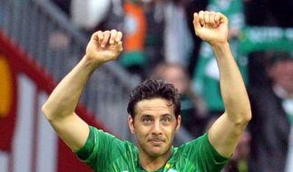 Pizarro kokettiert mit Rückkehr zu Bayern (Foto)