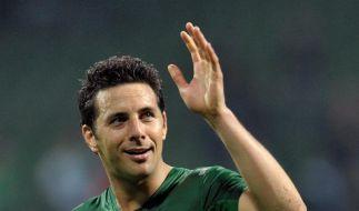 Pizarro verlässt Werder Bremen (Foto)