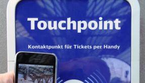 Pläne der Bahn: Wenn das Handy zur Fahrkarte wird (Foto)