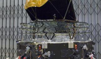 «Planck» entdeckt neue Bestandteile des Universums (Foto)