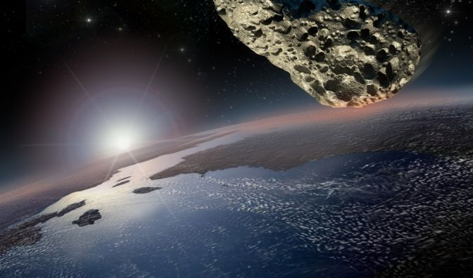 Planet X soll am 5. Oktober 2017 die Welt auslöschen. (Foto)