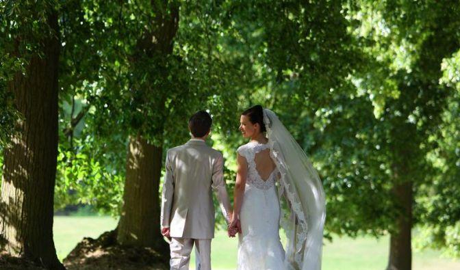 Planung ist die halbe Hochzeit (Foto)