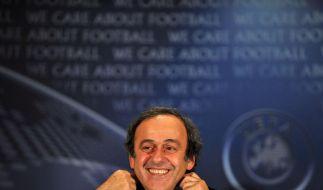 Platini adelt DFB-Elf: «Das beste Team Europas» (Foto)