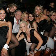 Playboy-Gründer Hugh Hefner sieht sich als Vorreiter des Feminismus.
