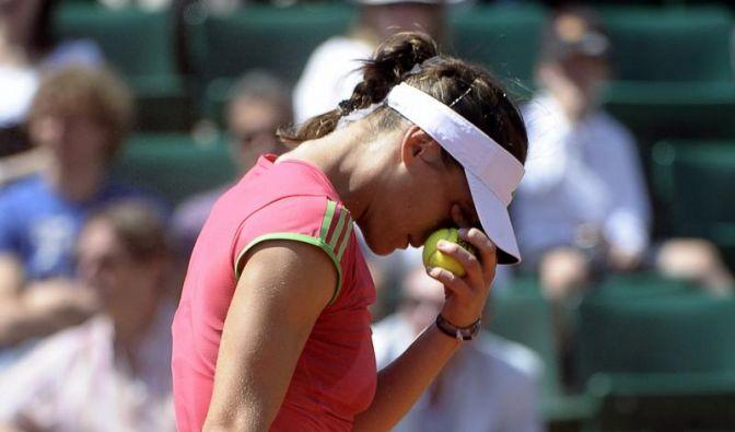 Pleite für Petkovic: Kein French-Open-Halbfinale (Foto)