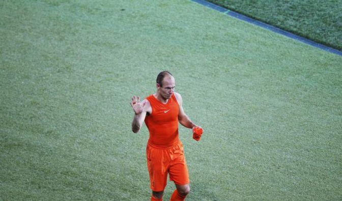 Pleite gegen DFB-Elf trifft Robben und Co. ins Herz (Foto)