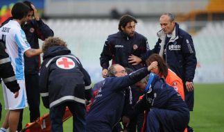 Plötzlicher Tod aktiver Fußball-Profis (Foto)