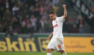 Podolski dementiert Einigung mit Arsenal London (Foto)
