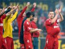 Podolski macht Fußball-Köln jeck - Dutt hadert (Foto)