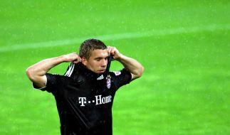 Podolski: Wechsel-Entscheidung bis Ende des Monats (Foto)