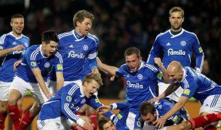Pokal: Kiel setzt Siegeszug fort - Schalke raus (Foto)