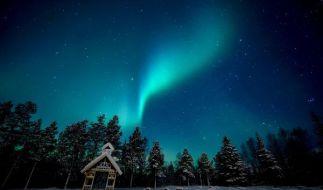 Polarlichter (Foto)
