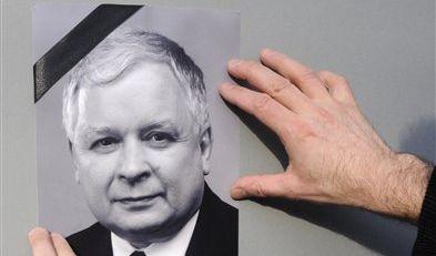 Polens Präsident bei Flugzeugabsturz getötet (Foto)