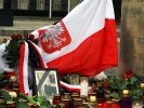 Polens Präsident Kaczynski bei Flugzeugabsturz getötet (Foto)