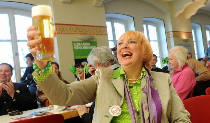 Politik und Bier am Aschermittwoch (Foto)