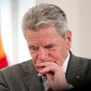 Auch Bundespräsident Gauck soll beleidigt werden dürfen! (Foto)
